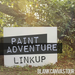 Blank Canvas Card Tour Nomination